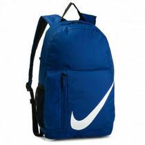 Nike Elemental Kids Girls Boys School Vacation Backpack Ba5405-439 Blue Photo