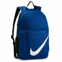 Nike Elemental Kids Girls Boys School Vacation Backpack Ba5405-439 Blue Photo