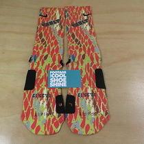 Nike Elite Dri-Fit Kobe 8 Christmas Custom Socks Vault Exclusive L 8 9 10 11 12 Photo