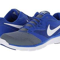 Nike Flex Experience Running Shoes Blue/white/graphite Mens Size 12 Photo