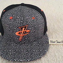 Nike Foamposite 1 One Pro Safari Cent Logo Snapback Hat 3m Reflective Penny Prm Photo
