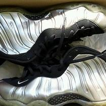 Nike Foamposite Pewter Photo