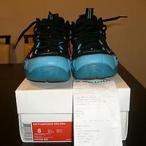 Nike Foamposite Size 8 Photo