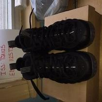 Nike Foamposite (Stealth) sz8.5 Photo