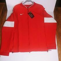 Nike Football Dri-Fit Therma Coaches Jacket Ao5854-657 Men's Medium Msrp 135 Photo