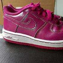 Nike Girls Shoes Pink  Photo
