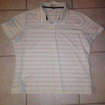 Nike Golf Fitdry Womens Golf Polo Shirt Size Xl Canyon Gate Country Club Photo