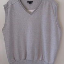 Nike Golf Heathered Gray Performance Vest Top Xl Sleeveless Nwot Photo