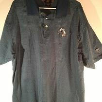 Nike Golf Polo Mickey Mouse Logo Xl Photo
