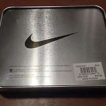 Nike Golf Wallet - Bi-Fold - Black Photo