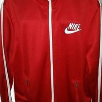 Nike Jacket Red Xl Photo