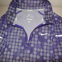Nike Jacquard Element Long Sleeve Running Shirt 575219 Athletic Girls Youth Xl Photo