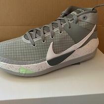 Nike Kd13 Tb Basketball Black White Kevin Durant (Ck6017-001) Men's Size 13 Photo
