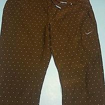 Nike Ladies Med Workout Pants Photo