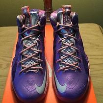 Nike Lebron X 10 Allstars / Bhm Cork Asg Christmas Jade Dolphin 11 12 Kobe Kd Photo