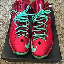 Nike Lebron X Photo