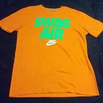 Nike Lebron X Dolphins Tee Shirt 12 Six Meridians Orange Teal Neon Green 10  Photo