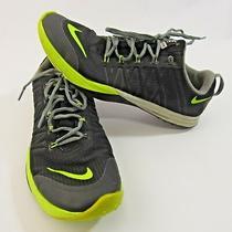 Nike Lunar Cross Element Training Shoes Women's Size 12 Athletic Black  Photo
