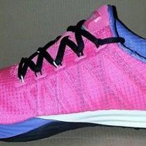 Nike Lunar Cross Element Womens 653528-600 Pink Training Running Sneaker Shoes Photo