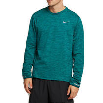 Nike Men's Blue Therma Sphere Element L/s Running Top S Small 807453 435 Photo