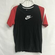 Nike Mens Short Sleeve Cotton Graphic T-Shirt Small S Free Shipping Photo