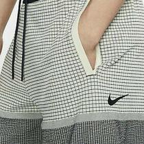 Nike Men's Sportswear Tech Pack Knit Shorts Sz-L Ar1587-238 Fossil Msrp 100 Photo