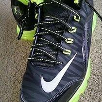 Nike Mens Max Air Swingman 360 Griffy Jr Tr Black Running Shoes 638072-017 Sz 12 Photo