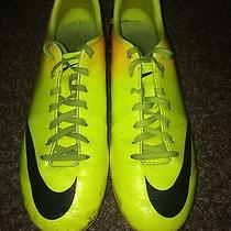 Nike Mercurial Soccer Cleats Photo