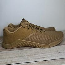 Nike Metcon 4 Xd (No) Patches Mens Size 12 Elemental Gold Bq3088-700 Photo