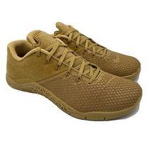 Nike Metcon 4 Xd Patch Cross Training Elemental Gold Bq3088-700 Men's Size 11 Photo