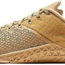 Nike Metcon 4 Xd Patch Elemental Gold Crossfit Bq3088-700 Sz Us 10 11 Photo