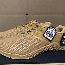 Nike Metcon 4 Xd Patch Elemental Gold Training Shoes Bq3088-700 Mens Sz 10.5 Photo