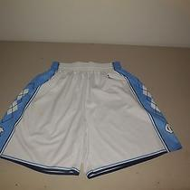 Nike North Carolina Tar Heels Basketball Shorts Team Training Jordan Mens Small Photo