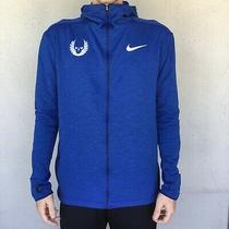 Nike Oregon Project Mens Element 2.0 Full-Zip Hoodie Photo