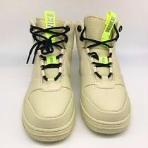 Nike Path Winter Sneaker Fossil Volt Colorway Bq4223-200 Mens Size 10 Photo
