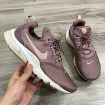 Nike Presto Fly Running Shoes Womens Size 10 Blush Rose Pink 910569-203 Photo