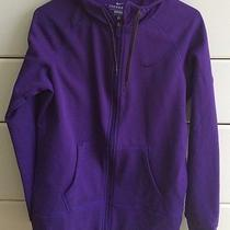Nike Purple Zip Up Photo