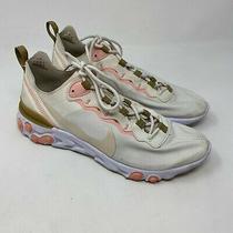 Nike React Element 55 'Phantom' Running Shoes Womens Sz 9.5 Photo
