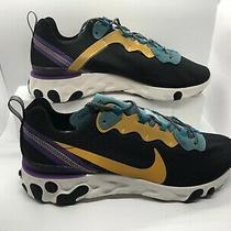 Nike React Element 55 Premium Heritage Running Shoes Ci9593-002 Men's Size 11 Photo