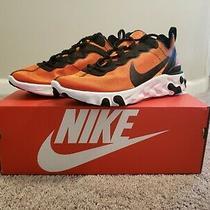 Nike React Element 55 Premium Su19 Men's Running Shoes 7.5/9wmn Size Bq9241 001 Photo