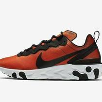 Nike React Element 55 Premium Su19 Men's Running Shoes Bq9241 001 New in Box Photo