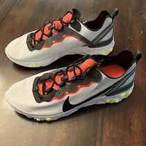 Nike React Element 55 Se (Bv1507-003) Mens Sz 10.5 Running Shoes New No Box Photo