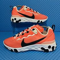 Nike React Element 55 Se (Mens Size 8.5) Athletic Running Workout Sneaker Shoe Photo
