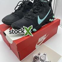 Nike React Element 55 Sz 10.5 Black Teal Mint Running Sneakers Photo