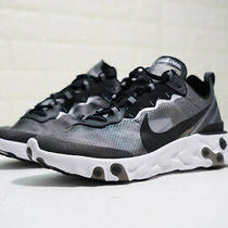 Nike React Element 87 Anthracite Running Shoes Size 115/ 45 Limited Edition  Photo