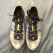 Nike React Element 87 Desert Sand Size 8 Used Great Condition 100% Authentic Photo