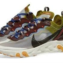 Nike React Element 87 'Moss' Mens Sneaker Us Size 6 (Women's 8) Photo