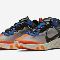 Nike React Element 87 Running Mens Us Size 11 Shoes Style No Aq1090-004 Photo