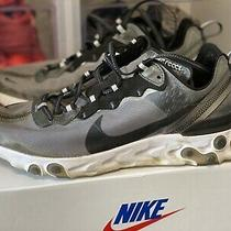 Nike React Element 87 Size 8.5 Mens Sneakers Shoes Running Ultraboosts Photo