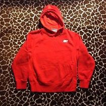 Nike Red Hoodie Large Photo